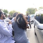 Attempted assault on opposition presidential candidate