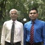 Faisal Naseem is Maldives opposition's presidential running mate