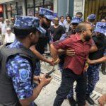 Maldives politician arrested on eve of EU sanctions