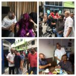Ibu goes door-to-door in Malé
