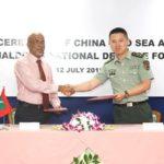 China donates sea ambulance