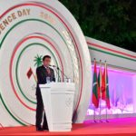 President pledges 'total solution' to Maldives housing crisis