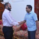 Yameen picks Islamic university chancellor as running mate