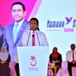 Maldives president takes aim at opponent