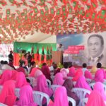 Islam, infrastructure and foreign pressure: Maldives president on campaign trail
