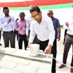 Maldives president inaugurates 'five-island' airport