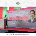 Maldives president declares abducted journalist 'dead'
