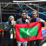 Maldives team places second at 'robotic Olympics'