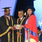 Graduations and bridge gazing in the Maldives