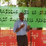 Maldives police investigating opposition presidential candidate