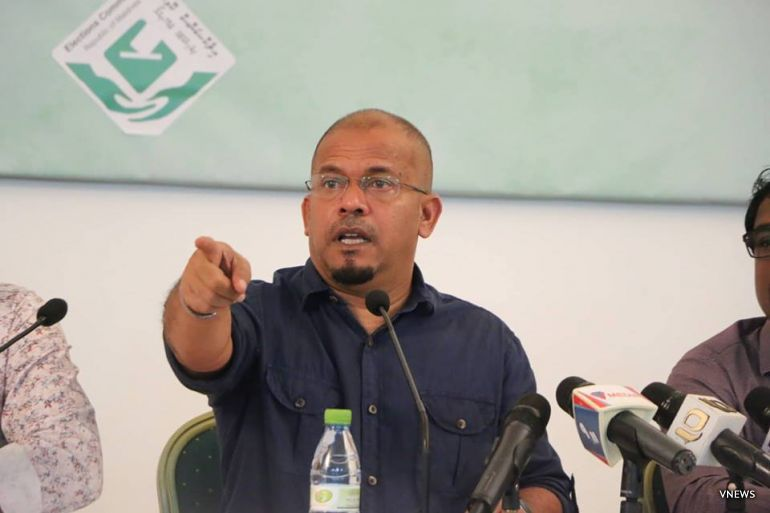 Government confirms election victory of opposition candidate Solih