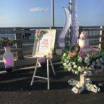 Maldives couples get married on China-backed bridge