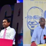 Campaign trail: 'I excluded Nasheed, I excluded Gasim'