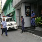 Maldives election in doubt after police 'bribery' raid