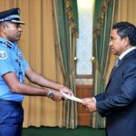 Outgoing Maldives president replaces police chief
