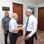 Maldives ex-president urges incumbent to accept defeat