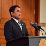 Money laundering charges raised against ex-president Yameen