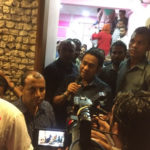 Maldives president calls for protests over alleged vote rigging
