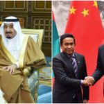 Saudi Arabia and China's leaders congratulate Maldives president-elect