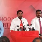 More lawmakers join Jumhooree Party