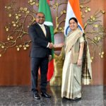 India offers US$1 billion in exchange for military presence