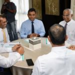 Coalition leaders to serve as senior advisors to President Solih
