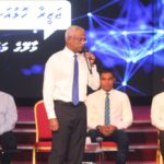 President-elect hears public opinions to solve Malé congestion