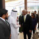 President-elect departs to Saudi Arabia