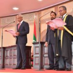 I, Solih: Inauguration day in pictures