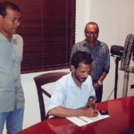 MP Muhamma joins MDP