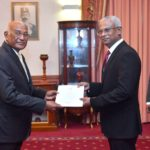 Ex-foreign minister appointed minister at president's office