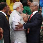 Indian prime minister, ex-Sri Lankan president among visiting dignitaries
