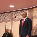 Solih sworn in as seventh president of Maldives