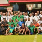 Sports festival concludes with match up between politicians