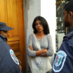 Whistleblower declared an apostate arrested on return to Maldives