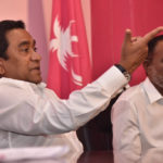 Ex-president Yameen seeks to form new political party