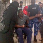 Ex-vice president Adeeb hospitalised