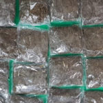 Suspected traffickers arrested with cannabis