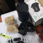 Ecstasy pills found in postal package