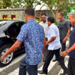 Ex-president admits using US$1m linked to corruption scandal