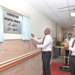 President opens first centre for mental health in Maldives