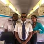 Maldives airline apologises for plane's landing gear malfunction