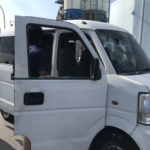 Two arrested over MIFCO van robbery