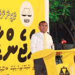 Nasheed directs ire at ex-MDP MP