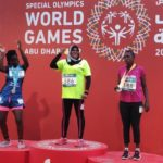 Maldivian athletes win gold and silver at Special Olympics