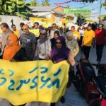 Supporters rally behind disowned MDP candidate