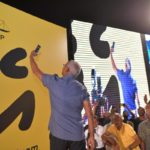 Yellow wave sweeps MDP to historic 65-seat haul