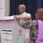 Voting under way in Maldives parliamentary polls