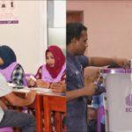 International observers offer positive assessment of polls