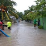 Monsoon rains cause flooding in south-central Maldives